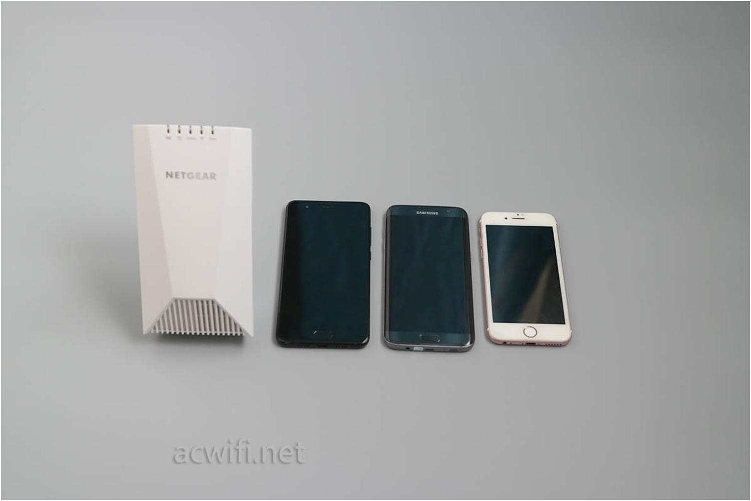 NETGEAR EX7500 Reviewed   WIFI I SEE